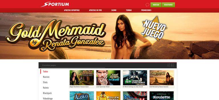 Casino online Sportium